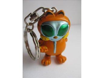 Nyckelringar - Katten Gustaf Garfield Gustav Alien Style NY - Uddevalla - Nyckelringar - Katten Gustaf Garfield Gustav Alien Style NY - Uddevalla
