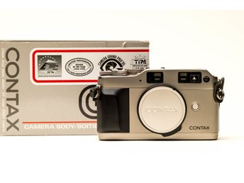 Contax G1 Green Label.