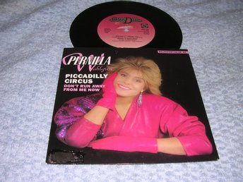 Pernilla Wahlgren - Piccadilly Circus (si) EX/VG++