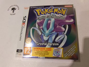 Pokemon Crystal  Download code