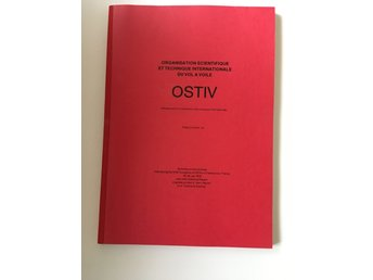 OSTIV Publication XV ( Chateaurox,France, 1978)