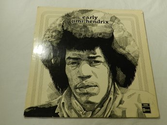 Jimi Hendrix - Early Vinyl (PJ 4428)