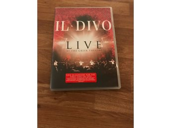 "IL DIVO ""Live at the Greek Theatre"""