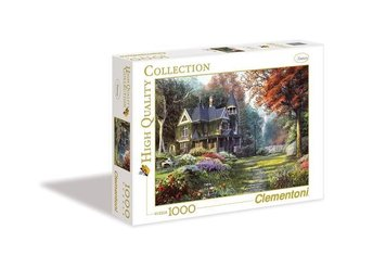 1000 pcs. High Color Collection VICTORIAN GARDEN