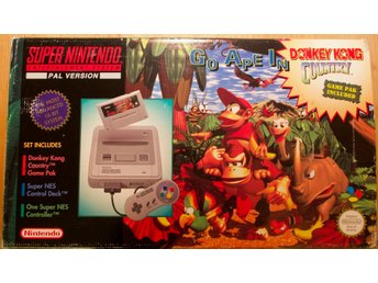 Super Nintendo TV spel