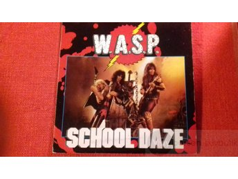 W.A.S.P.  PAINT IT BLACK Vinylborsen-skivbutik