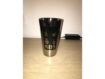 Kiss - Pint Glas , Turne merch solida grejjer