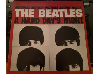 The Beatles – A Hard Day's Night Can 1980