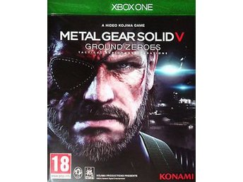Metal Gear Solid V: Ground Zeroes - Xbox One