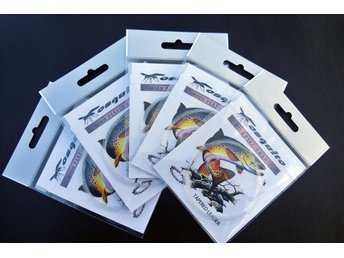 Mosquito High Performance Taperad flugtafs 5X (0,15) 5-pack