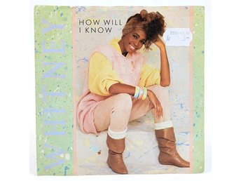 Whitney Houston - How Will I Know 107 952 Singel 1986