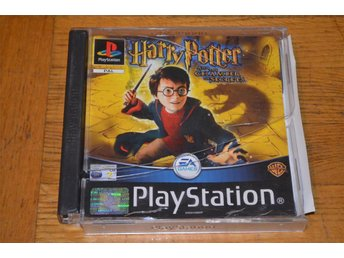 Harry Potter - And The Chamber Of Secrets  Playstation PS1 PSOne