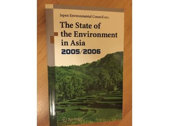 State of Environment in Asia 2005/2006 av Japan Environmental Council (EDT)