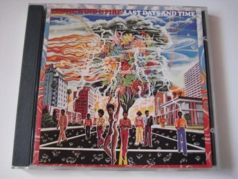 Earth,Wind&Fire - Last Days And Time CD