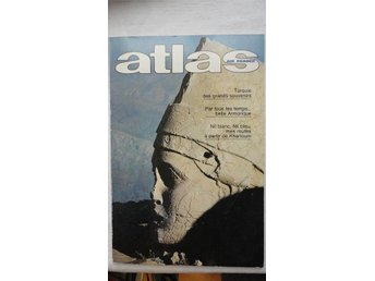 1977 Atlas nr 133/6 July, Publication Discover the world published by Air France