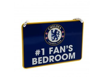 Chelsea Metallskylt No1 Fan