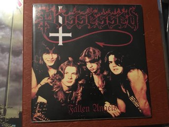 Possessed - Fallen Angels 7´ep