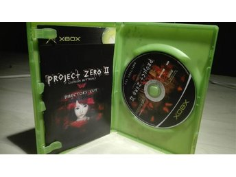 Project Zero II: Crimson Butterfly - Directors Cut Xbox