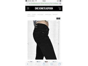 Jeans strl 25/32 ONE X ONETEASPOON