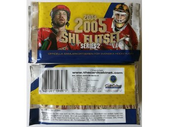 2004-2005 SHL Elitset Series 2 Hockey - 30 paket