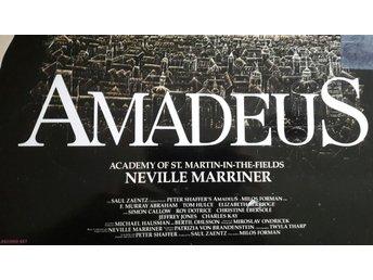 Amadeus dubbel lp I toppenskick mycket fint skick visuellt och lyssningsmässigt - Hörby - Amadeus dubbel lp I toppenskick mycket fint skick visuellt och lyssningsmässigt - Hörby