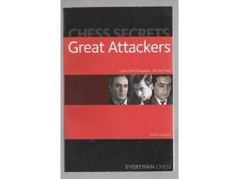 Chess Secrets - The Great Attackers  - Schack