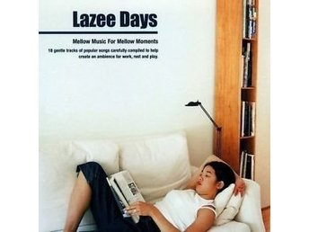 Lazee Days: Olika Artister - Avkoppling - Digipack - CD