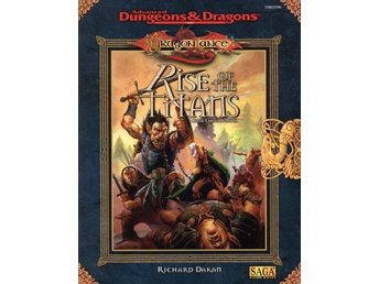 Advanced Dungeons & Dragons - DragonLance: Rise of the Titans (Adventure) (Beg)