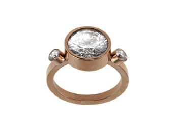 Edblad June Ring Roséguld (Rose gold) strl M 17,5mm (artnr 11730062-M)