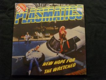 Plasmatics - New Hope For The Wretched  2 LP