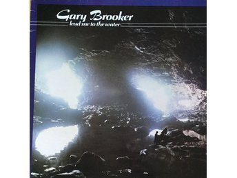 Vinyl LP  -  Gary Brooker, Lead me to the water