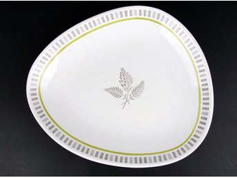 RETRO 50-TAL MINERVA RÖRSTRAND STÖRRE FAT SERVERINGSFAT SWEDISH DESIGN
