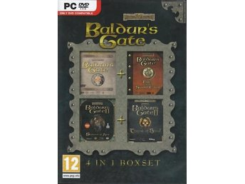 Baldurs Gate Comp 1&2+Exp. (PC)