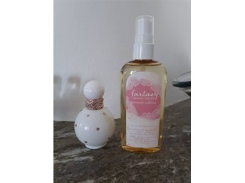 Britney Spears , Fantasy Intimate Edition , EdP 30ml + 125ml .
