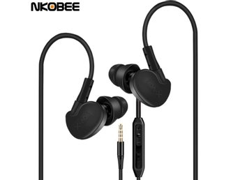 NKOBEE In-ear SVART
