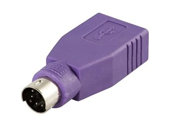 USB till PS/2 Adapter ho/ha