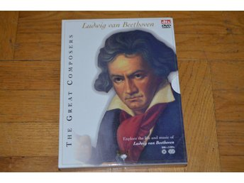 Ludwig Van Beethoven - The Great Composers DTS - 2 CD - 1 DVD Box
