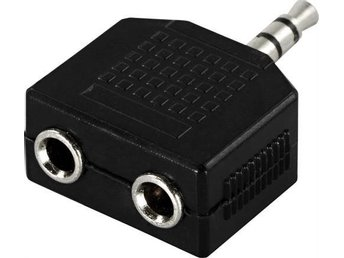 3,5mm audio splitter adapter