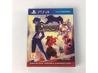 PS4, Spel, Disgaea 5 Alliance of Vengeance