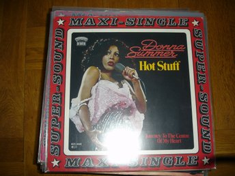 """12"" Donna Summer - Hot Stuff"