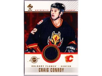 2001-02 Private Stock Game Gear #14 Craig Conroy
