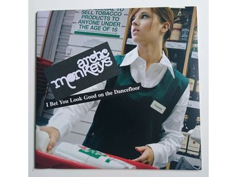 Arctic Monkeys - I Bet You Look Good on the Dancefloor - 7""