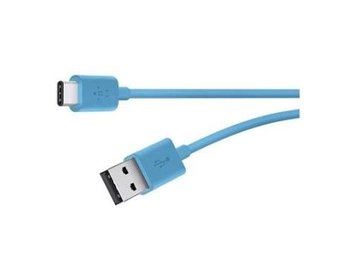 Belkin USB-C to USB-A Charge Cable 1.8m Blue /F2CU032bt06-BLU