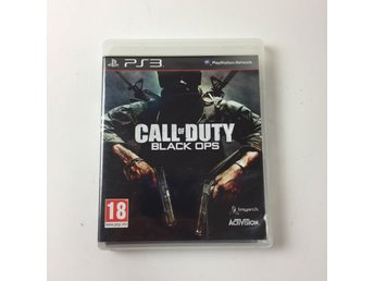Activision, TV-Spel, PlayStation 3, Call of Duty Black Ops