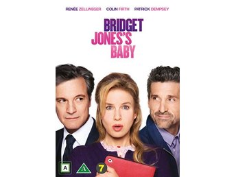 Bridget Jones dagbok 3 (DVD)
