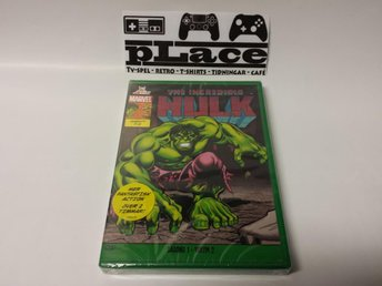 The Hulk S01, E06-12 DVD