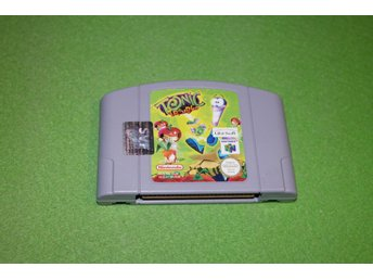 Tonic Trouble Engelsk Text  N64 Nintendo 64