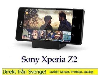 Docka Sony USB Laddare Dockningsstation Magnetisk Laddare Sony Xperia Z2 #053 - Borås - Docka Sony USB Laddare Dockningsstation Magnetisk Laddare Sony Xperia Z2 #053 - Borås