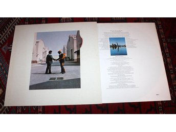 PINK FLOYD Wish you where here UK Progg  1975 Harvest  M-