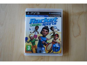 PS3 Racket Sports for Playstation Move